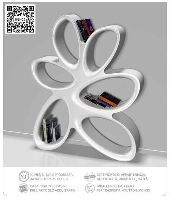 Libreria Fico d'India_designer Ugo Pagliaro per Zad Italy 10