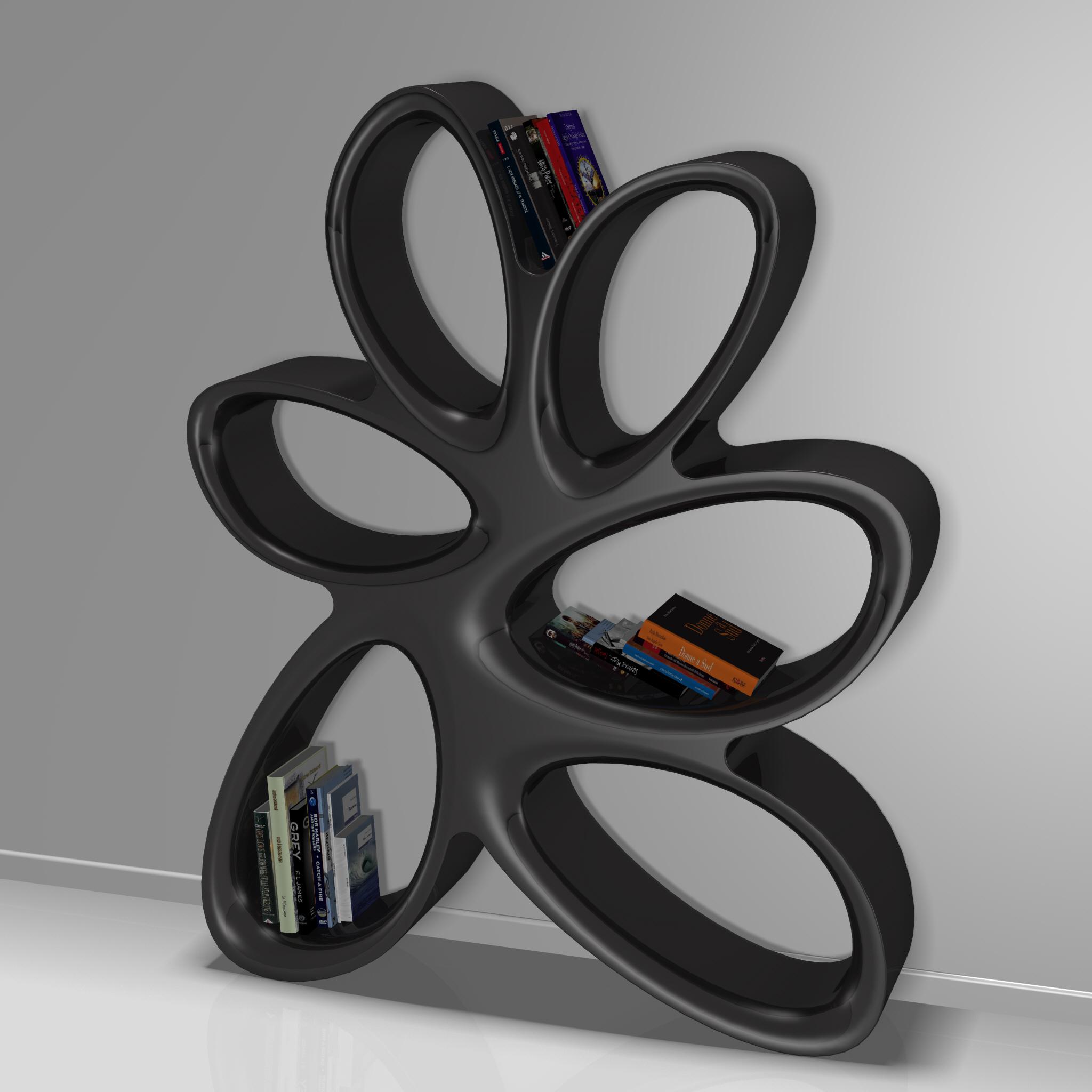 Libreria Fico d'India_designer Ugo Pagliaro per Zad Italy 5