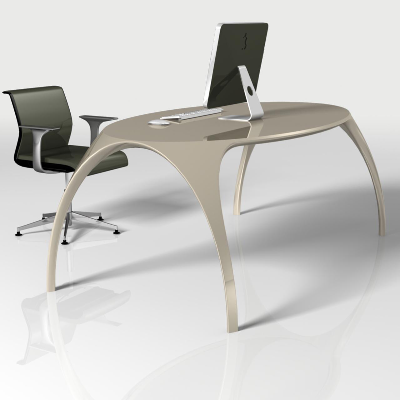 Tavolo Lieve_designer Ugo Pagliaro per Zad Italy 2